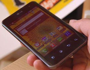 LG P990 Optimus Speed mit Discotel für 384 bei brands4friends.de