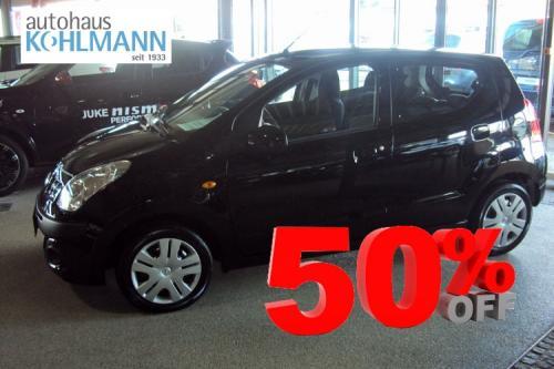 1 Nissan Pixo (11.360€) zum 1/2 Preis @Charivari Deals