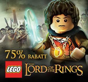 [Steam] Lego: Der Herr der Ringe @ Midweek Madness + GMG (siehe Eingangspost)