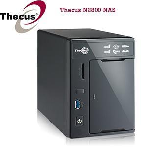 Thecus N2800 NAS-Laufwerk für 269,95€ + 8,95€ Versand @ibood