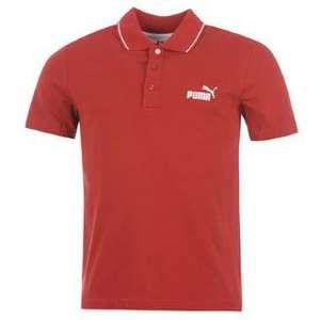 3 Puma Poloshirts oder 2 Polos und 1 Puma Short- 26,56 € ,  incl. Versand ,Stückpr. 7,19  €