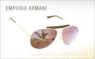 Sonnenbrillen von Giorgio Armani & Emporio Armani ab 49,95€