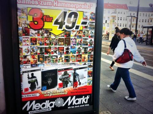 [Lokal?] Berlin Media Markt 3 Games für 49€