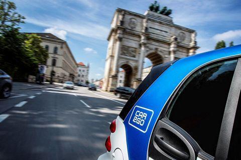 Car2Go München - Kostenlose Registrierung + 30 Freiminuten