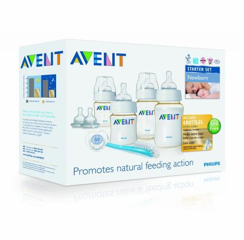 "Philips™ - Avent Neugeborenen Set ""SCD271/00"" für €15,65 [@Amazon.co.uk]"