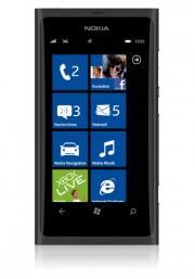 Nokia Lumia 800 matt black, Vorführgerät - 99,95€ - @Modeo