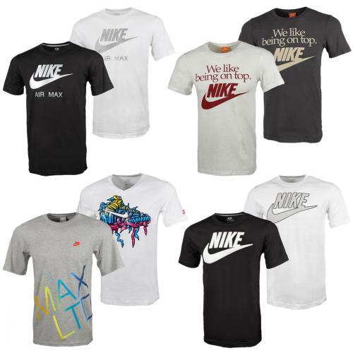 Nike T-Shirt verschiedene Farben S-XXL