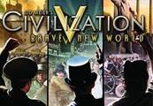 [Steam (Gift) - Kinguin] Civilization V: Brave New World Addon
