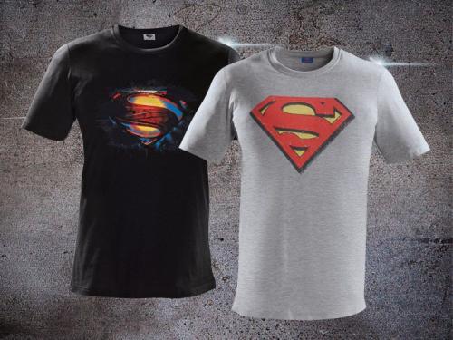[Lidl] Man of Steel - Superman T-Shirt für 4,99€ bei Lidl [ab dem 20.06.2013]