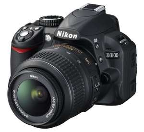 [Amazon] Nikon D3100 + 18-55mm VR Kit als Blitzangebot um 18:00 (16.06)