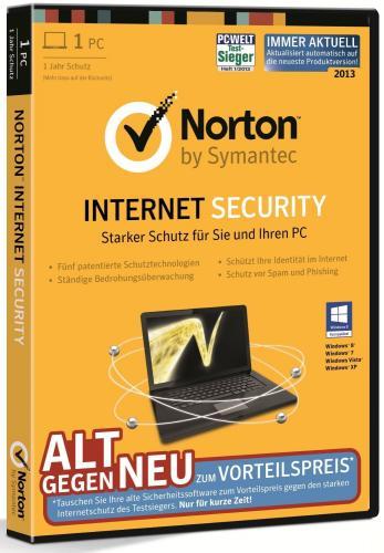 @amazon.de Norton Internet Security 2013 - 1PC