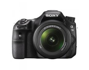 Sony Alpha SLT-A58K + 18-55 SAM mit Gutschein 9PROZENT 418,59 €