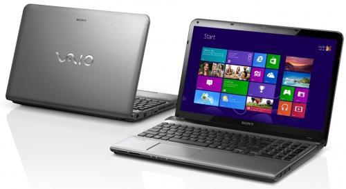 Sony VAIO SVE1513Q1E/SI  Core i5 / 4 gb ram /750 gb hdd / win 8 / silber @ arlt.de für 499,00 Euro