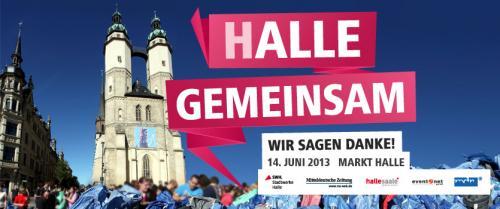 """Konzert """"Halle gemeinsam""""  mit  Clueso, Revolverheld, Lexy & K-Paul, Sascha Braemer [LOKAL HALLE]"""