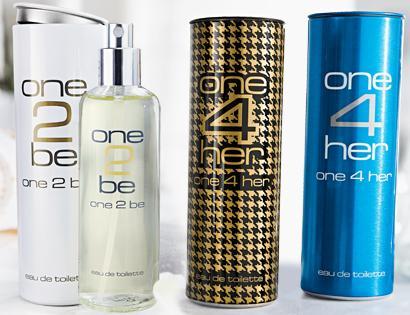 """Aldi-Süd Parfum """"one 2 be"""" für 4,99 € 100 ml"""
