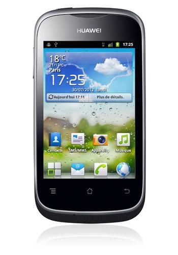 Huawei Ascend Y 201 B-Ware bei modeo für € 46,-