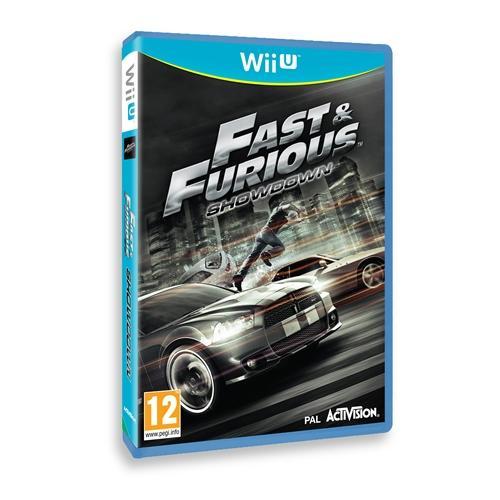 Nintendo Wii U - Fast & Furious Showdown für €24,74 [@Amazon.co.uk]