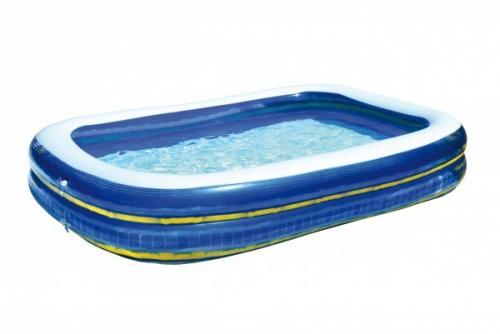 Jumbo Pool transparent mit Druck 39,00 statt 59,00 + 5,90 Versand
