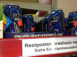[Lokal] Kaufland Hohen Neuendorf : Rockstar Energy Zero Sugar nur 0,45€!!!