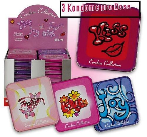 100 Marken Kondome Condome Gefühlsecht,JGA,Junggesellenabschied MHD 11/2013