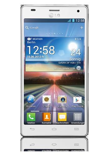 LG P880 Optimus 4X HD weiß