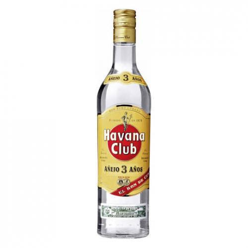 Real ab 17.06. Havana Club Añejo 3 Años: 2 x 0,7l  + Glas +Limettensaft + Messbecher