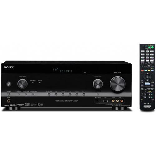 Sony STRDH730 7.1-Kanal Surround Receiver (3D-fähig, 5 HDMI-Eingänge, 1 HDMI-Ausgang, 1080i Faroudja-Upscaling) @Amazon Blitzangebot