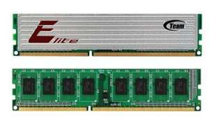 TeamGroup 4GBx2 DDR3, 1600 MHz