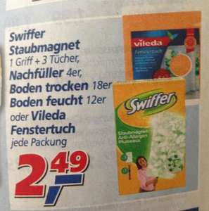 [Offline] Swiffer Staubmagnet Kit für -0,01€ durch Coupon @real ab 17.06