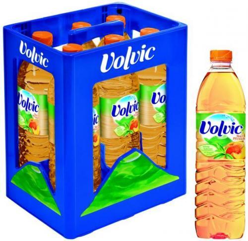 [Kaufland] Volvic Frucht und Volvic Tee für 0.99€ pro Flasche