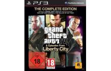PS3 GTA 4 - Grand Theft Auto IV - Complete Edition & Max Payne für 11€ @ Media Markt!