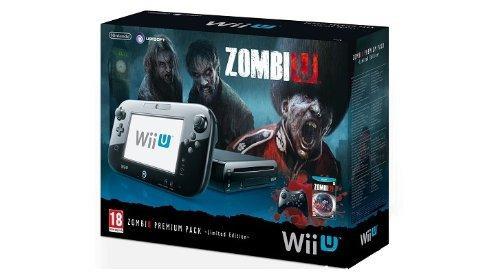 Wii U Premium 222€ Wii U Premium Zombie U Premium Edition 244€
