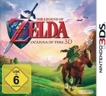 Legend of Zelda - Ocarina of Time 3DS für 29€ @MediaMarkt online