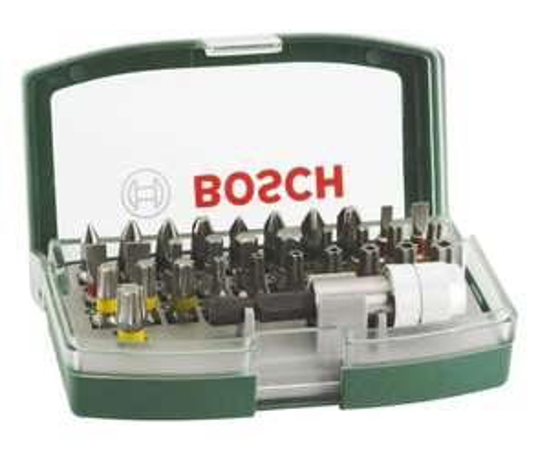 Bosch 32tlg. Schrauber-Bit-Set @Conrad.de