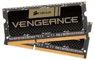 [Amazon.co.uk] Ram Corsair Vengeance 8gb (2x4 kit) 1600Mhz DDR3 CL9 Macbook etc.