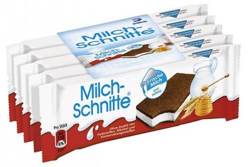 5x Milch-Schnitte für 0,88€ @Netto [ohne Hund]