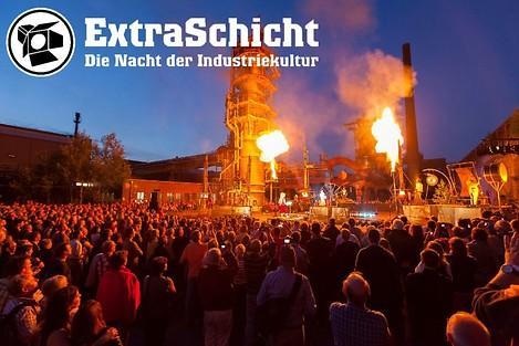 (Radio Essen) 4er Gruppenticket für ExtraSchicht