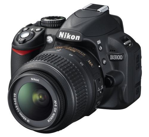 [Amazon] Nikon D3100 + 18-55mm VR Kit - schnell sein!