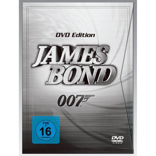 Saturn: James Bond Collection - Alle bisherigen 22 Filme auf DVD