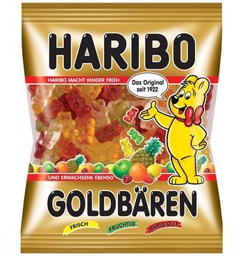 HARIBO FRUCHTGUMMI GOLDBÄREN 200g  50% Rabatt Stückpreis 0,47€ bei Allyouneed versandkostenfrei