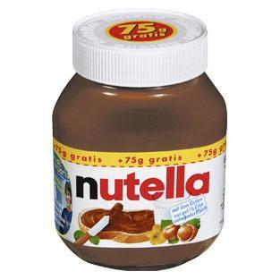 real [Bundesweit] ab heute Nutella 825 g für 2,29 Euro