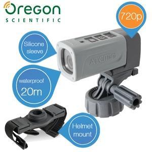 Oregon Scientific ATCMini-s HD Action-Cam für 55,90€ @ IBood