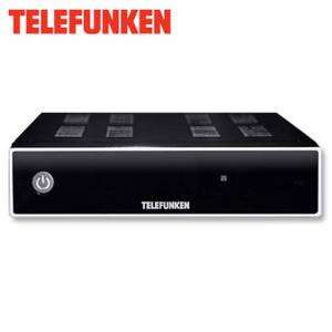 Telefunken TF 400 HD Digitaler HDTV Satellitenreceiver für 35€ @ Real