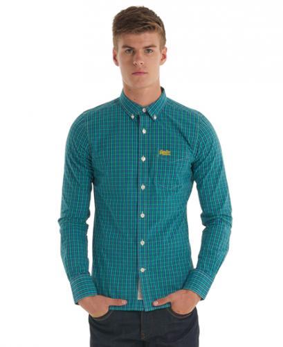 Superdry Hemden in verschiedenen Farben für 29,95 Euro statt 74,95 Euro
