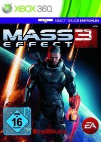 Mass Effect 3 - XBox 360 - 10,99 € + 3 € Versandkosten
