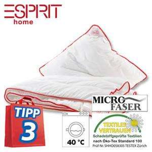 Steppdecke Esprit Home Sommer, Real SB (offline, bundesweit), 29,95 Euro