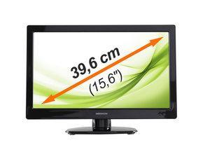 """39,6 cm (15,6"""") LCD-TV MEDION® LIFE® P12124 für 99,99 €, vk-frei"""