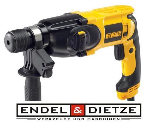 DeWalt D25013K Kombi-Bohrhammer für 100,90 Euro inkl. VSK @ebay.de