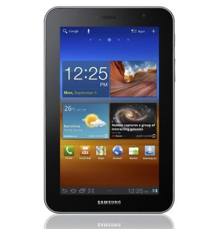[CH] Samsung Galaxy Tab 7.0 WiFi 8GB für 121 €