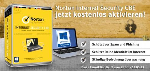 Norton Internet Security kostenlos – ComputerBild Edition via Facebook!